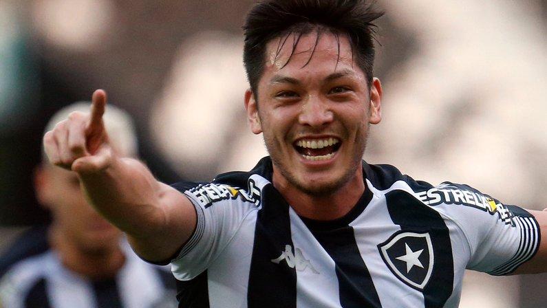 Gerson diz que Botafogo poderia ter feito mais gols no Náutico e faz alerta a Luís Oyama