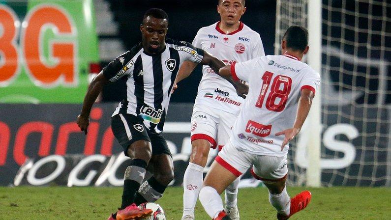 Auxiliar do Botafogo cita exemplo de Kayque para exaltar elenco: 'Confiamos em todo mundo'