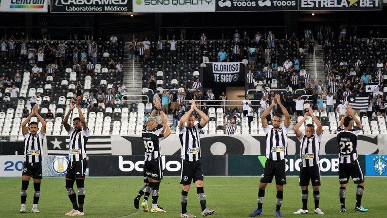 Resposta rápida com Enderson tem sido crucial no Botafogo