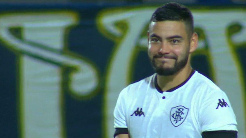 Barreto em Remo x Botafogo | Série B do Campeonato Brasileiro 2021