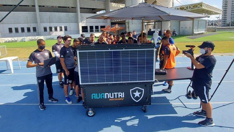 Botafogo tem parceria com Avanutri