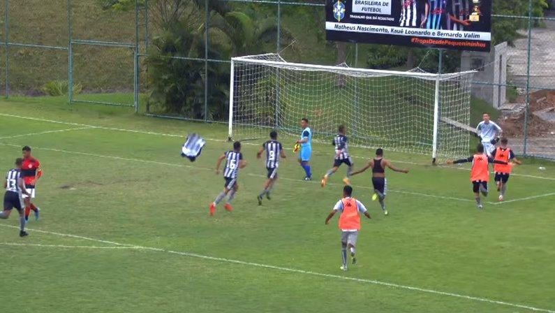 Botafogo x Flamengo - Campeonato Carioca Sub-15