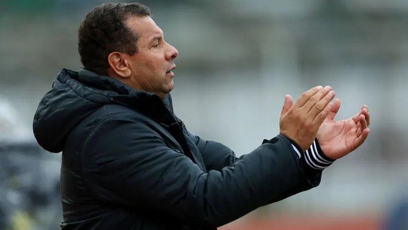Celso Roth, ex-técnico de Botafogo e Vasco