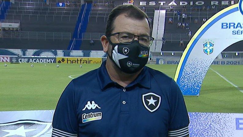 Enderson Moreira - CSA x Botafogo