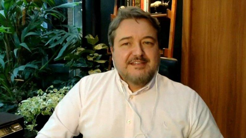 Entrevista do CEO Jorge Braga, do Botafogo, em setembro de 2021