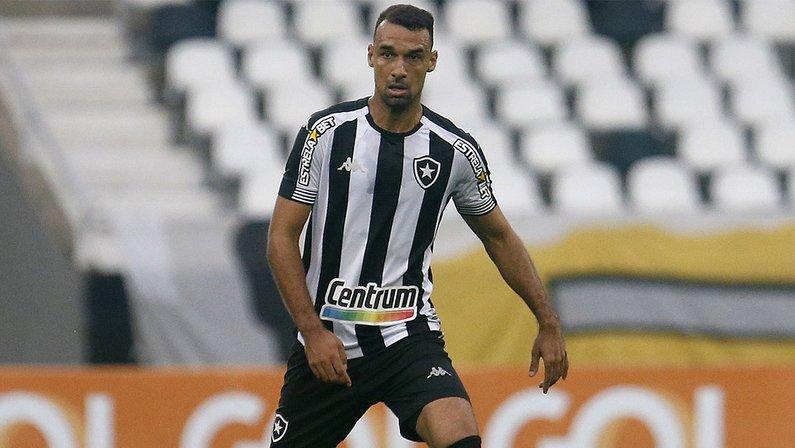 Gilvan - Botafogo x Londrina