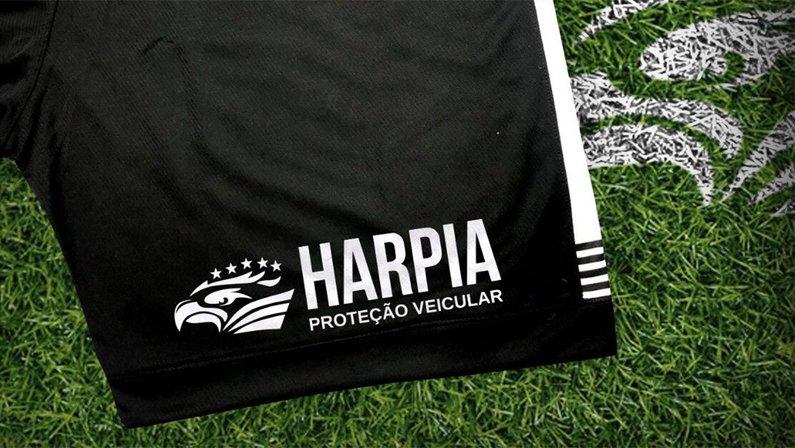 Harpia é a nova patrocinadora do Botafogo