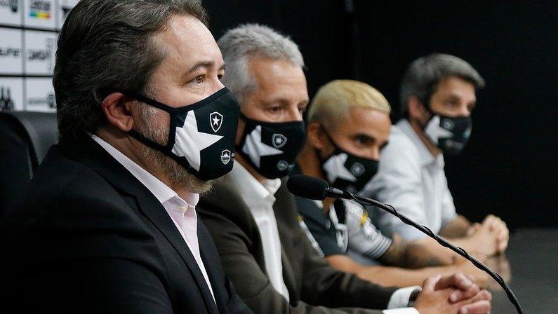 Jorge Braga, Vinicius Assumpção, Rafael e Eduardo Freeland