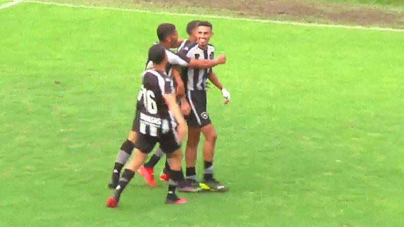 Juninho - Botafogo x Atlético-MG - Campeonato Brasileiro Sub-20
