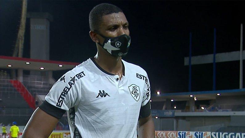 Kanu em CSA x Botafogo | Série B do Campeonato Brasileiro 2021
