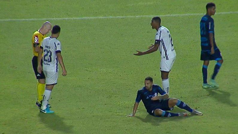 Kanu - CSA x Botafogo