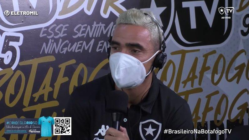 Rafael, lateral do Botafogo
