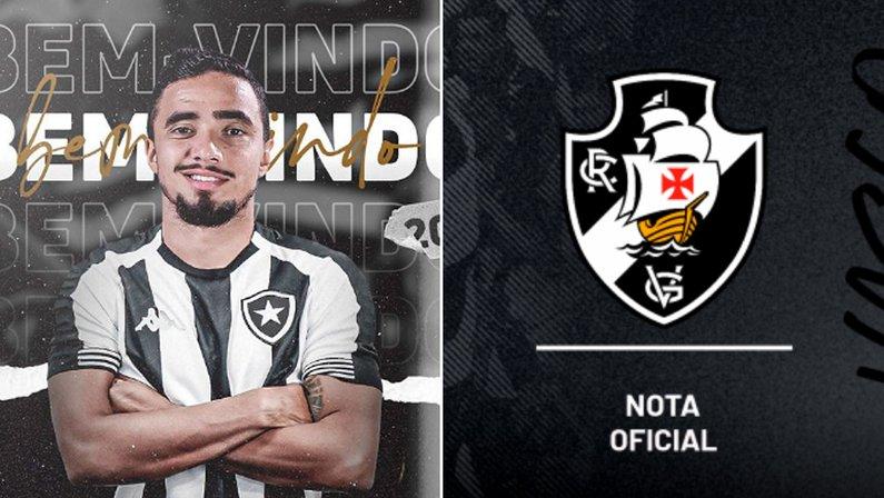 Rafael anunciado pelo Botafogo enquanto Lisca é desligado do Vasco