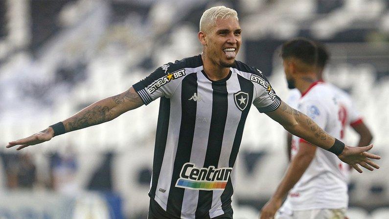 Rafael Navarro - Botafogo x Náutico