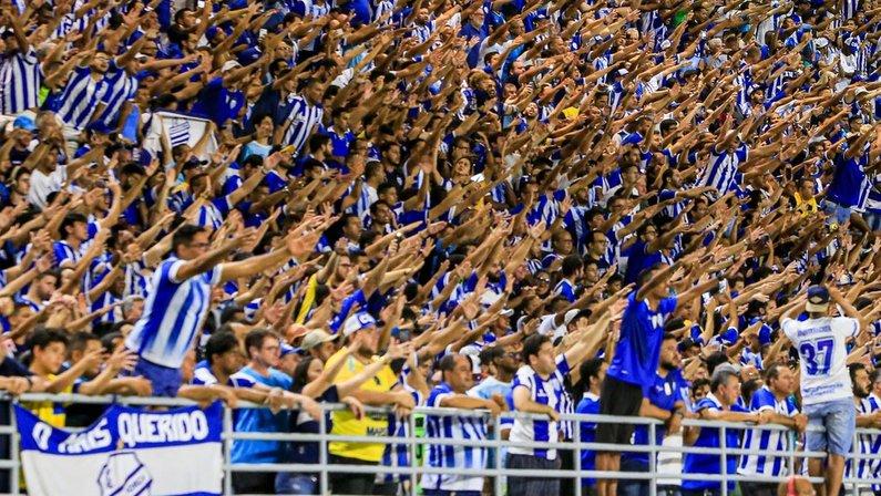 Rival: Justiça libera, e CSA terá até três mil torcedores no Rei Pelé contra o Botafogo