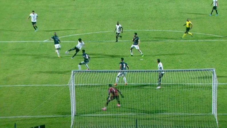 Gol de Warley em Remo x Botafogo   Série B do Campeonato Brasileiro 2021