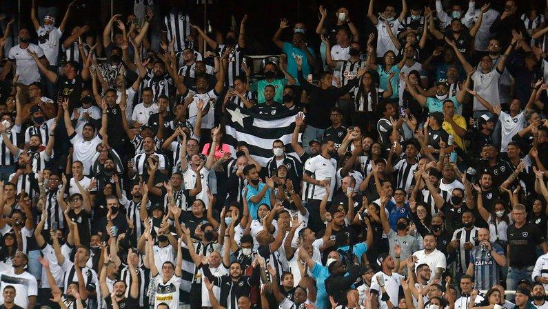 Botafogo vive momento crucial na sua história. Mas tudo passa pelo acesso