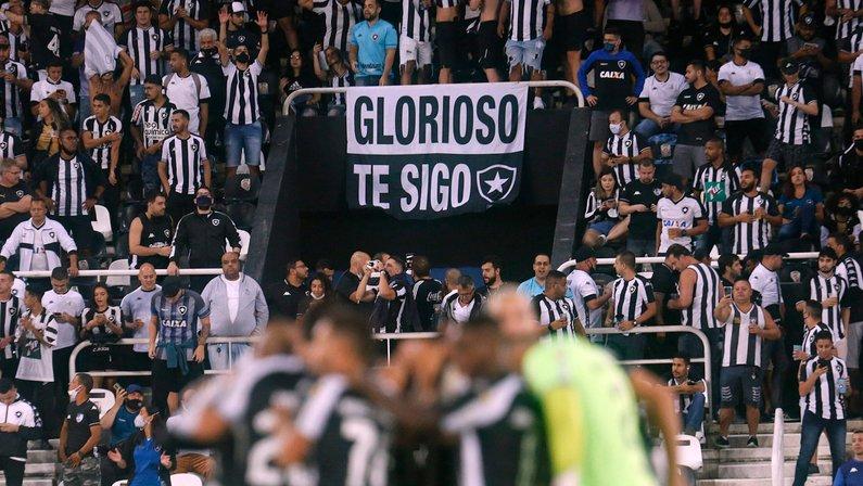 Botafogo cresce no Youtube e Tik Tok e comemora engajamento e ganhos nas redes