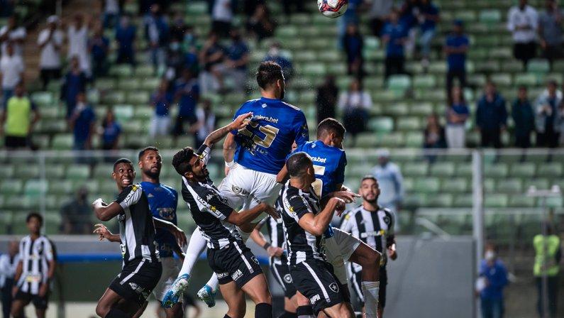 Cruzeiro x Botafogo