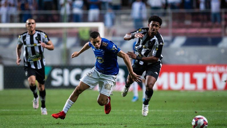 Warley - Cruzeiro x Botafogo