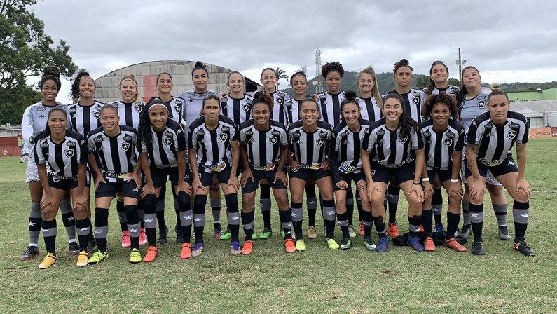 Botafogo goleia Cabofriense e vence a segunda no Campeonato Carioca Feminino
