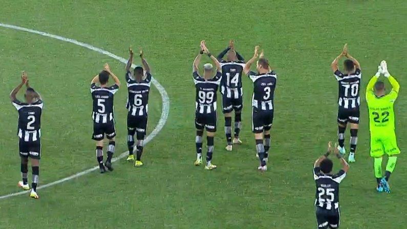 Jogadores (elenco) em Botafogo x CRB | Série B do Campeonato Brasileiro 2021