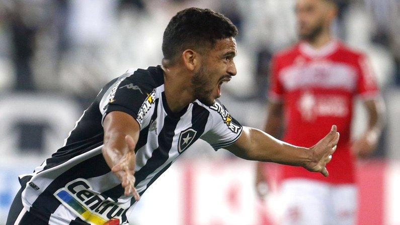 Gol de Marco Antônio - Botafogo x CRB