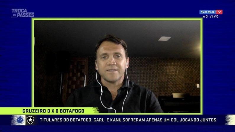 Petkovic analisou Cruzeiro 0 x 0 Botafogo